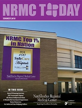 NRMC Today Magazine Summer 2018