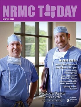 NRMC Today Magazine Winter 2018