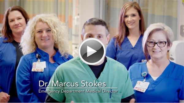 Doctors Video - Dr Marcus Stokes