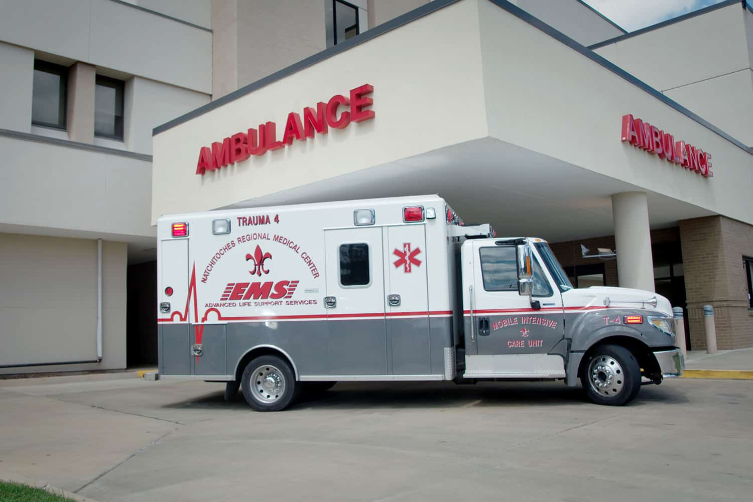 Emergency Services - Ambulance in Natchitoches LA