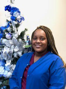 Reneka Johnson - Nurse at NRMC Hospital