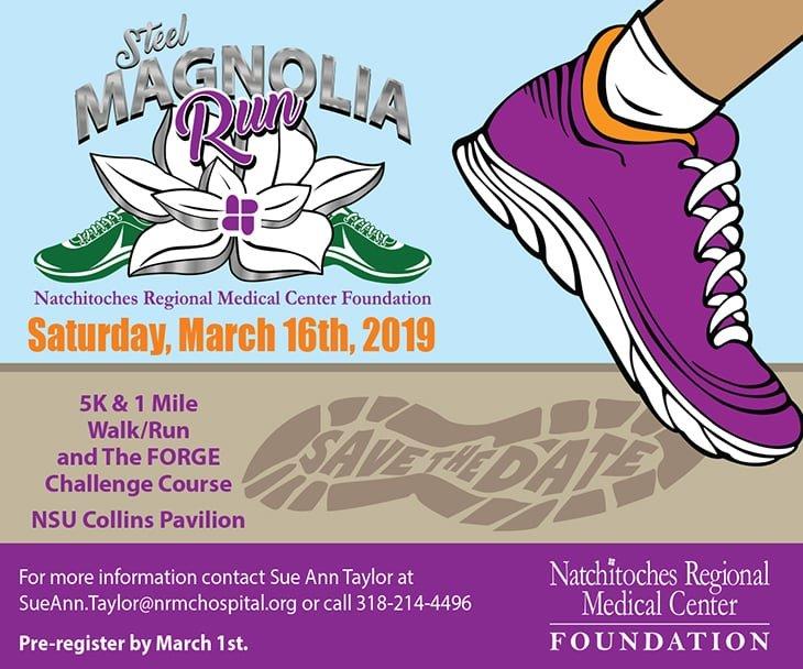 Steel Magnolia Run 2019