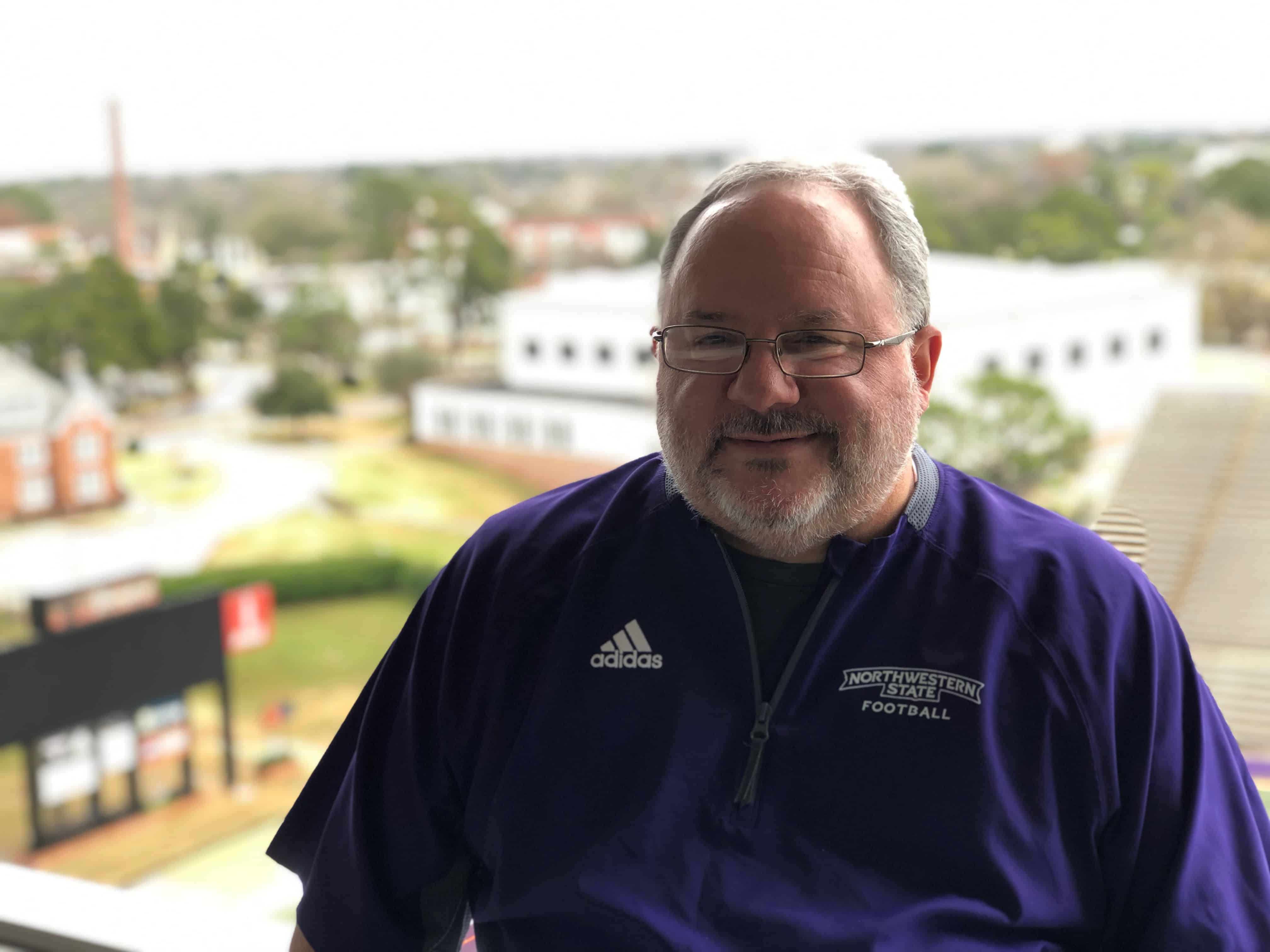 Northwestern State Football Coach