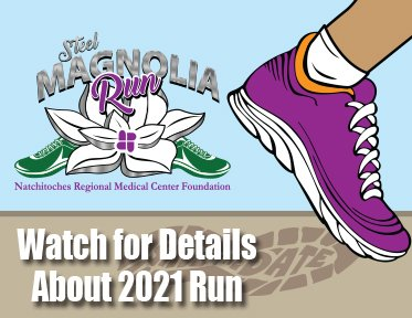 2021 Annual Steel Magnolia Run