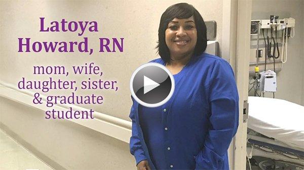 Nursing Video - Latoya Howard Nurse