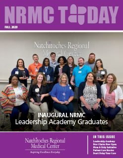 NRMC Today Inaugural NRMC Leadership Graduates